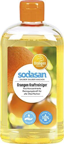 Sodasan Bio Orangenreiniger (2 x 500 ml)