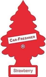 Little Trees Car Air Freshner Cars Strawberry Scent - 12 Pack