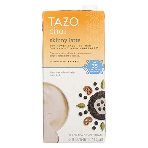 CONCENTRATE, CHAI LATTE , Pack of 6