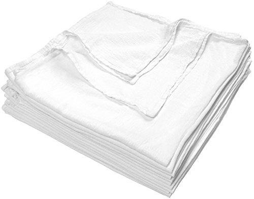 Cotton Flour Sack Towels, Pack of 12