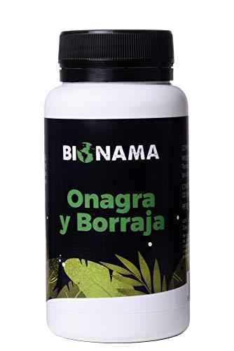 Onagra y Borraja
