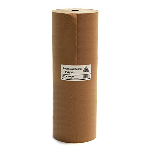 Trimaco GPL36 Easy Masking Paper, 36 in. x 1000 ft...