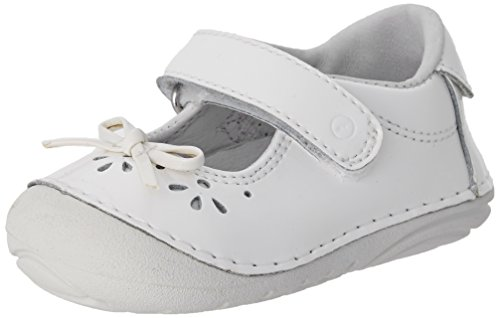Stride Rite Soft Motion Jane Mary Jane (Infant/Toddler),White,3.5 W US Toddler