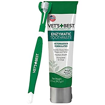 tooth brush for dogs
