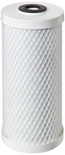 "Pentek CBC-BB Carbon Block Filter Cartridge, 9-3/4"" x 4-5/8"", 0.5 Micron"