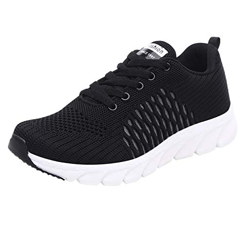 i-uend Frauen Sommer Schuhe Outdoor Damen Mesh Atmungs Knöchel Flache Schuhe Frauen Casual Sport Athletic Turnschuhe Neue 2019