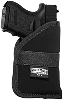 featured product Uncle Mike's OT inside the Pant Holster Black Small 87444