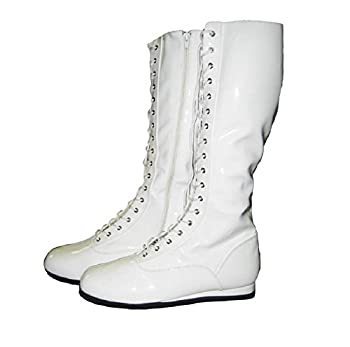 Best white wrestling boots Reviews