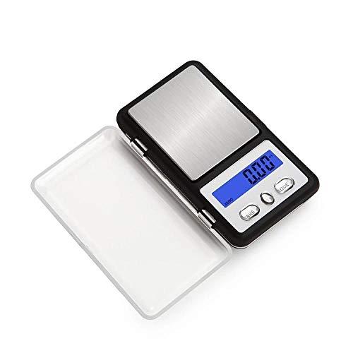 Mini Elektronische Weegschaal 0,01 Sieradenweegschaal Klassieke Zakgewicht Digitale Weegschaal 200 G / 0,01 G