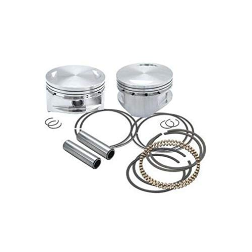 """S&amp,S Cycle S&S Cycle Replacement Piston Kit, 4"""" Bore 92-1402"""