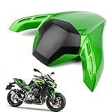Artudatech - Funda para asiento trasero de motocicleta, asiento de pasajero, cubierta de carenado para K-A-W-A-S-A-K-I Z900 Z ABS 2017-2019