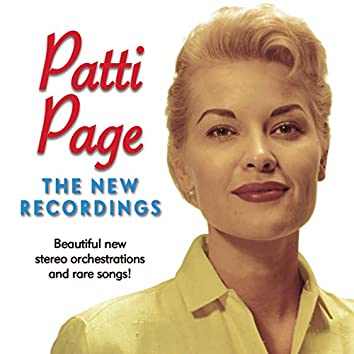 Patti Page The New Recordings (Re-Orchestrated)