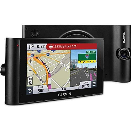 Garmin dezlCam LMTHD 6in Truck Navigator w/ Dash Cam + Lifetime Map Updates (010-N1457-00) - (Renewed)