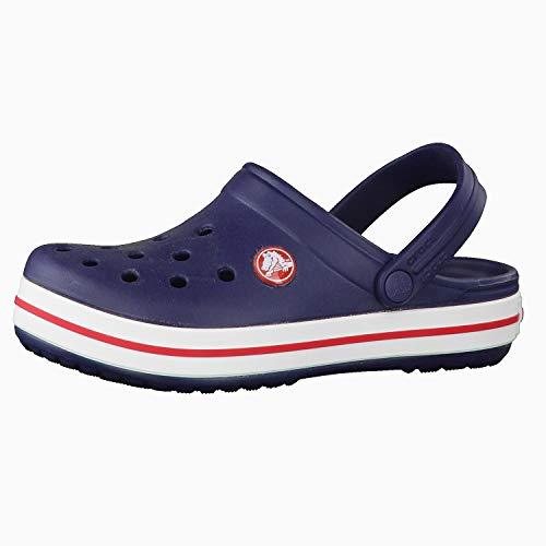 Sandália Crocband Kids, Crocs, Criança Unissex, Navy, 24/25