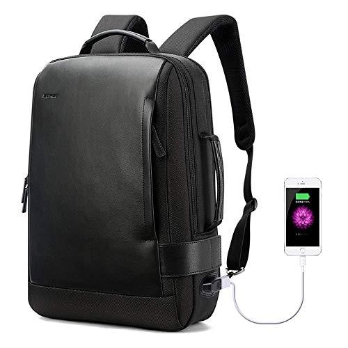 BOPAI Business 15.6 Zoll Laptop Rucksack Intelligente Erhöhung Fach Unsichtbarer...