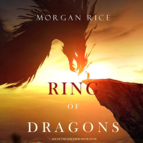 Ring of Dragons Audiobook By Morgan Rice cover art