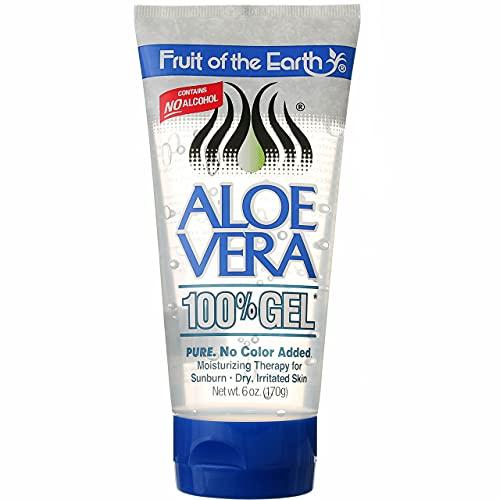 Fruit O T Earth Aloe Vera 100% Gel, 170 g