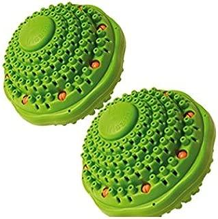 Irisana 72.IR20X2 - Ecobola doble para lavadora, color verde agua ...