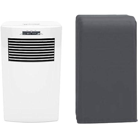 78 75 28 cm POHOVE Housse de climatiseur double face organiseur en film daluminium accessoires ext/érieur imperm/éable r/ésistant aux UV de protection anti-poussi/ère Outils de nettoyage m/énager