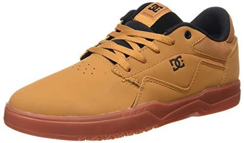 DC Shoes Herren Barksdale Sneaker, Wheat/Black, 47 EU