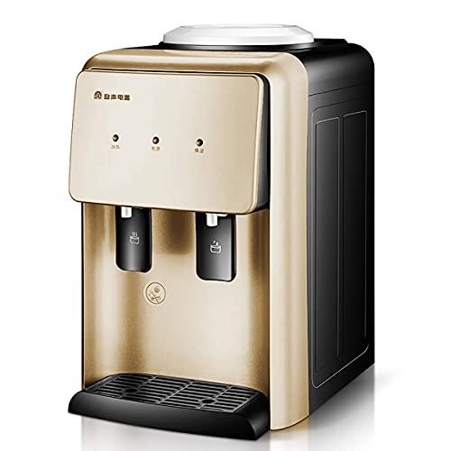 GAYBJ Mini dispensador instantáneo de Agua fría/Caliente para Cocina Enfriador de Bebidas de encimera Temperatura Variable Agua hirviendo rápido