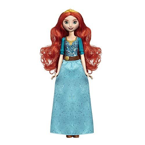 Disney Princess - Disney Princess Brillo Real Merida (Hasbro E4164ES2) , color/modelo surtido