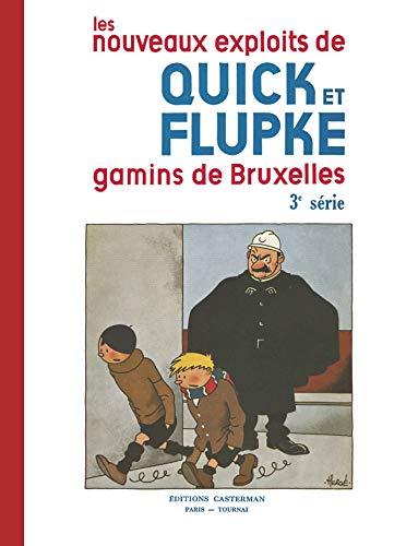 Les nouveaux exploits de Quick et Flupke : gamins de Bruxelles, 3e Série :