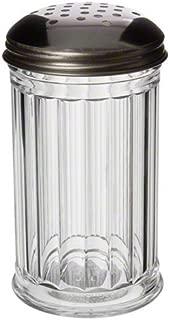American Metalcraft (SAN316) 12 oz Plastic Sugar Shaker w/Lid
