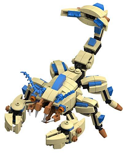 MyBuild Mecha Rahmen Mimicry 5015 Spielzeugsteine Cooles Modell Komplettset Bausatz