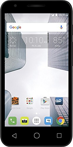 Virgin Mobile Alcatel Dawn 4G LTE Prepaid Smartphone No Contract Cell Phone. Unlimited Data, Talk, and Text On Sprint's Nationwide 4G LTE Network.