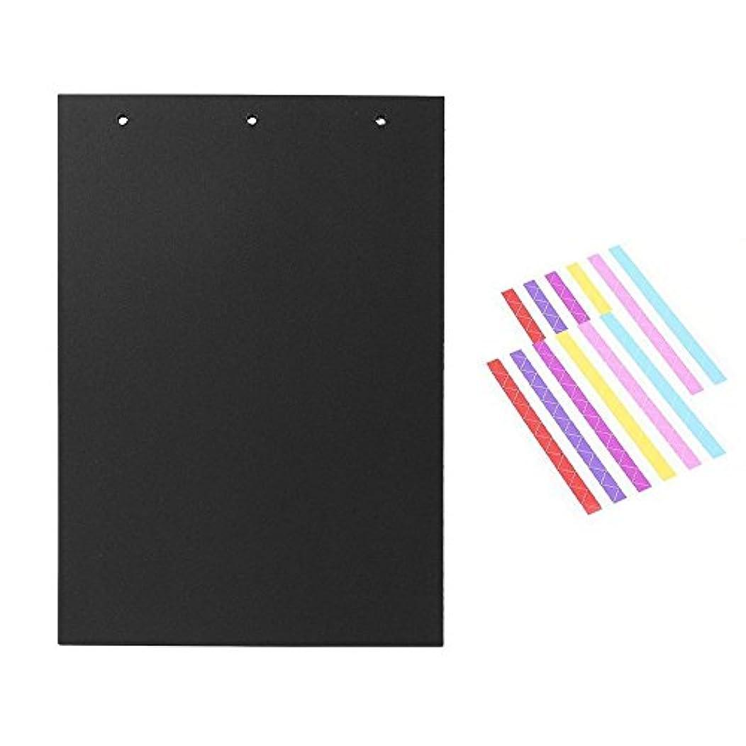 Scrapbook Black Paper 26.5 x 18.5 cm (10.43