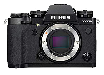 Fujifilm X-T3 Mirrorless Digital Camera from FUJIFILM