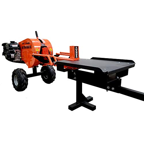 Why Choose Detail K2 OPS240 40 Ton Kinetic Ultimate Speed 1 Sec. Log Splitter with 7HP KOHLER CH240 ...