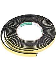 YeVhear Schuimrubberen afdichtband, 10 mm breed, 3 mm dik, 4 m lang, 13 voet