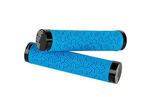 DARTMOOR Icon Grip para Bicicleta, Icon, Azul