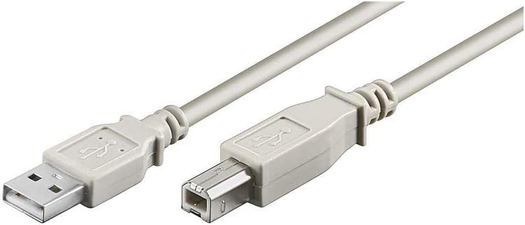 Goobay 68714 Be super welcome USB At the price 2.0 Hi-Speed Grey Length Cable 5m CU