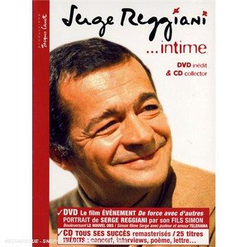 Serge Reggiani.Intime [Import Italien]