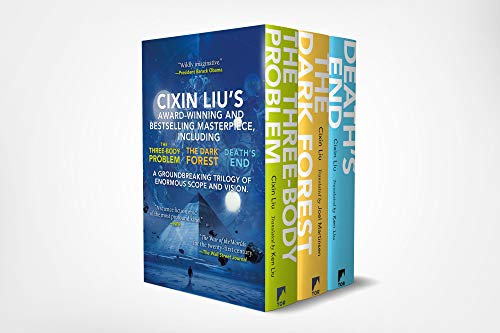 Three-Body Problem Boxed Set: (the Three-Body Problem, the Dark Forest, Death's End) (Remembrance of Earth's Past)