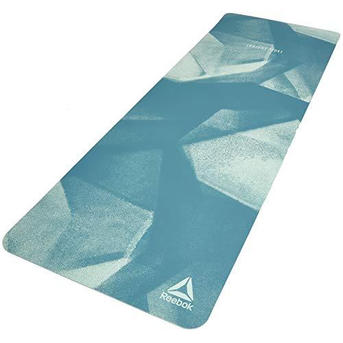 Reebok Yoga Mat (POE) - 4mm - Brightside Green