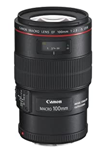 Canon EF 100mm f/ 2.8L Macro IS USM - Objetivo para Canon (Distancia Focal Fija 100mm, Apertura f/2.8-32, estabilizador, diámetro: 67mm) Negro (B002NEFLD2) | Amazon price tracker / tracking, Amazon price history charts, Amazon price watches, Amazon price drop alerts