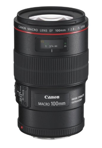 Canon Obiettivo, EF 100 mm 2.8L, Macro IS USM