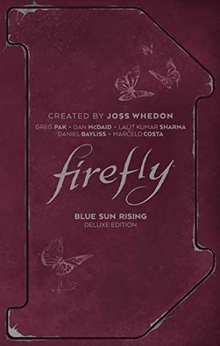Firefly: Blue Sun Rising Deluxe Edition