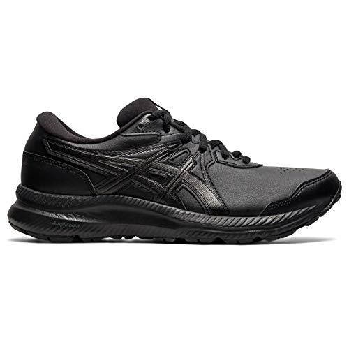 ASICS Gel-Contend SL, Zapatillas de Running Mujer, Negro, 39.5 EU