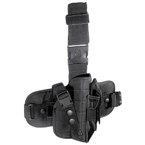 UTG Special Operations Universal Tactical Black Leg Holster - Gen II