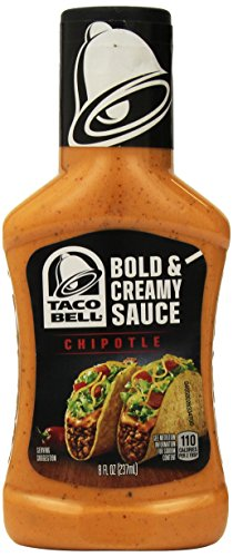 Taco Bell Chipotle Sauce, 8 oz