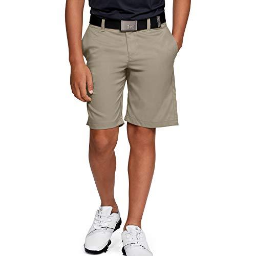 Under Armour boys Match Play 2.0 Golf Short, Barley (233)/Barley, 16