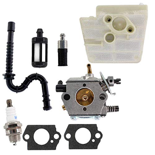 NAVARME Carburetor Tune UP Service KIT for Stihl 024 026 MS240 MS260 240 Walbro WT -194