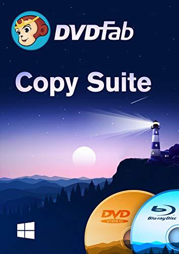 DVD Copy Suite ( Blu-Ray+DVD Copy) Win (Product Keycard ohne Datenträger)