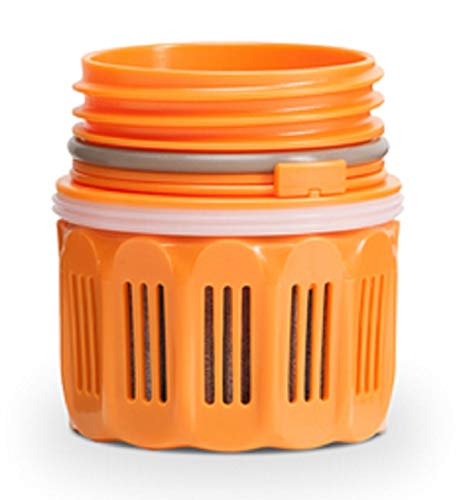 Grayl(グレイル)『UL.ウォーターピュリファイヤーボトルオレンジ』