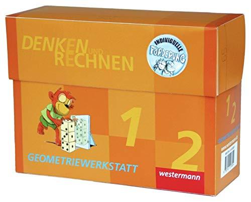 Denken und Rechnen Zusatzmaterialien - Ausgabe 2011: Geometriewerkstatt 1 / 2: Ausgabe 2010